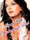 Jigsaw With Aishwarya Rai (240x320)
