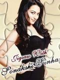 Jigsaw With Sonakshi Sinha (240x320)