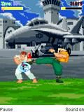 Street Fighter-Alpha Rapid Battle