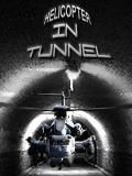 Helicopter In Tunnel (240x320)