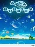 Aqua Bubbles (240x320)