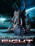 Elephant Fight (240x320)