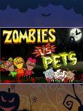 Zombie Vs Pets 240x320