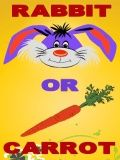 Rabbit Or Carrot (24x320)