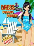 Dress Up Down Poonam Pandey - Game
