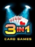 3 in 1 Card Games