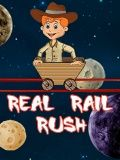 Real Rail Rush - Free Game