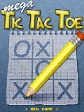 Mega Tic Tac Toe