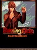 burning fists final countdown