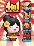 4 In 1 Puzzle Classics