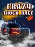 Crazy Truck Race 3D (240x320)