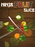 Ninja Fruit Slice Free (240x320)