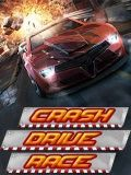 Crash Sürücü Yarışı (240x320)
