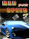 Mad For Speed 3D (240x320)