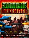 Zombie Defender - Game