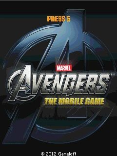 The Avengers Java Game - Download for free on PHONEKY