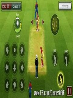 ultimate cricket world cup java game download