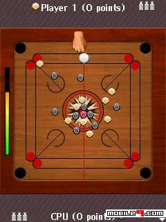 Carrom Pro 2 240x320 By Speedwap in Java Game - Download for free on