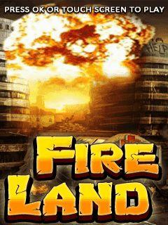 Fire Land 240x320