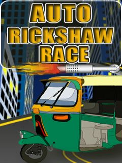 Auto Rickshaw Race (240x320) Java Game - Download for free