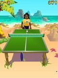 3d beach pingpong touch