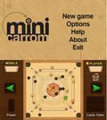 Mini Carrom Game