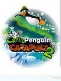 Catapulta Pinguim Louco 2