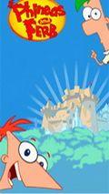 Disney Phineas Robo King