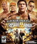 WWE Wrestle Mania Legends