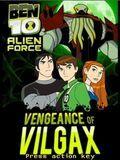 Ben 10 IV: Revenge Of The Vilgax