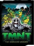 TMNT - The Shredder Reborn 360x640