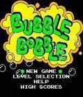 Bubble Bubble màn hình cảm ứng