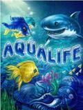 Aquq life touchscreen