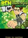 Ben 10 Power de Omnitrix Touch
