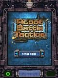Robot Battle Tactics Touchscreen