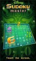 240x400 Disney Sudoku Master