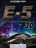 E5 Yeraltı 3D