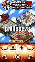 3 In 1 Sudoku Mahjong MineSweeper