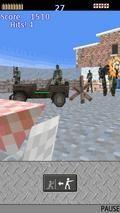 Zaman Krizi 3D Tam Dokunmatik Ekran