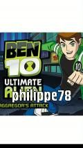 Ben 10 Ultimate Alien Agregor S Attack