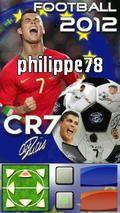 CR7 Football 2012