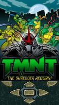 TMNT THE SHREDDER REBORN IMPRESIONANTE JUEGO PARA MÓDULOS DE TAMAÑO DE PANTALLA TÁCTIL DE 360 * 640