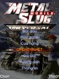 Game Rambo Lun 2 - Metal Slug 2