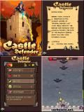 Castle Defender Touch 240 X 320