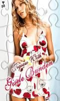 Gisele Bundchen Jigsaw (240x400)