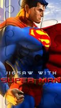 Jigsaw with Super Man (360x640)
