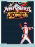 Power Rangers: Hoạt động Overdrive - 240X320