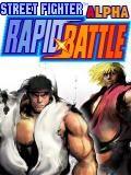Street Fighter: Альфа-Rapid битва