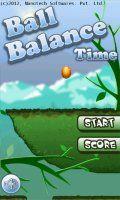 Ball Balance Time 480x800