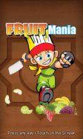 Fruit Ninja Mania 240x400